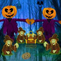 play Halloween Quest Forest Escape