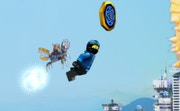 play Lego Ninjago Flight Of The Ninja