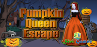 Sivi Halloween Pumpkin Queen Escape game