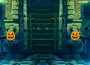 play Halloween Fairy Cat Escape