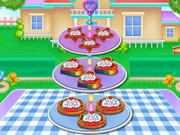 Colorful Cookies Cooking game