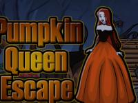 Halloween Pumpkin Queen Escape game