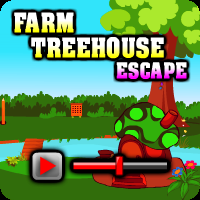 Farm Treehouse Escape Walkthrough