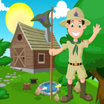 Scout Boy Rescue game