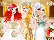 Cinderella'S Bridal Fashion Collection game