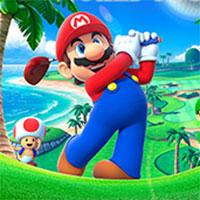 play Mario Golf Advance Tour