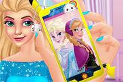 Iphone X Makeover Girl game