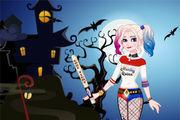 Elsa Halloween Costumes Girl game