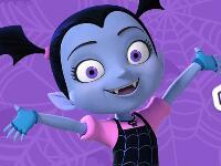 Vampirina Monster Match game