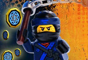 play Lego Ninjago: Flight Of The Ninja