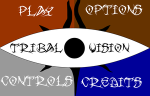 Tribal Vision game