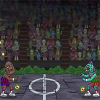 play Basket Monsterz