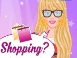 Barbie Window Shopping game