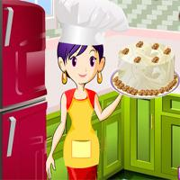 play Carrot Cake Cooking