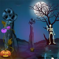 play Games4Escape Halloween King Rescue Escape
