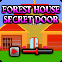 play Forest House Secret Door Escape Walkthrough