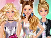play Barbie'S Futuristic Outfit