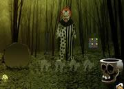 play Halloween Scary Clown Escape