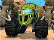 play Zeg Monster Machines Puzzle