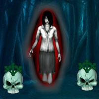 play Creepy Ghost Forest Escape