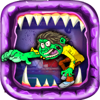 play Girl Rescue From Zombies Escape