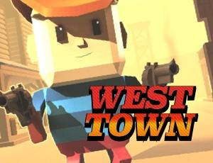 Kogama: West Town game