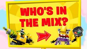 Who'S In The Mix? game
