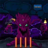 play Games4Escape The Treasure Mountain Cave Escape