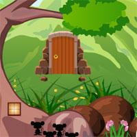 play Escape The Forest Door