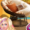 play Barbie'S Reading Nook