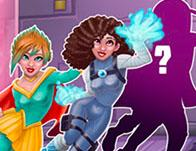 Superhero Girl Maker game