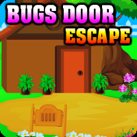 Bugs Door Escape game