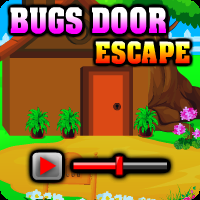 Bugs Door Escape Walkthrough game
