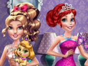 Princesses Homecoming Party game