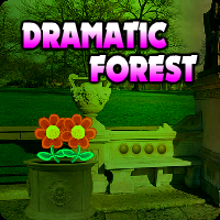 Dramatic Forest Escape game