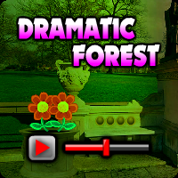 Dramatic Forest Escape Walkthrough game