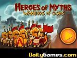 play Heroes Of Myths Warriors Of Gods