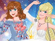 play Princesses Fashion Wars