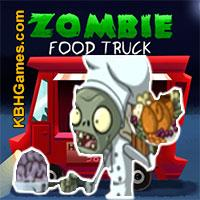 play The Zombie Food Truck