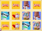 play Captain Underpants Memory Mania
