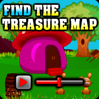 Find The Treasure Map Walkthrough game