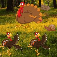play Wowescape Thanksgiving Wild Escape