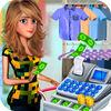 High School Girl Cash Register game