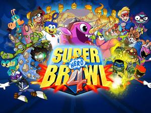 play Super Brawl 4 Action