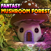play Fantasy Mushroom Forest Escape