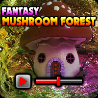 Fantasy Mushroom Forest Escape Walkthrough game