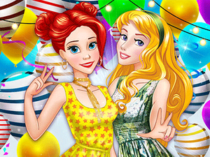 Best Party Outfits For Princesses game