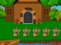 play River Mud House Escape