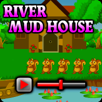 River Mud House Escape Walkthrough game