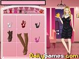 Romantic Dinner Date Dressup game